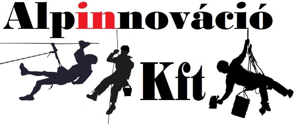 Alpinnováció kft logo (draftpress)